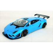 Miniatura Lamborghini Gallardo GT3 FL2 Blue 1/18 Auto Art