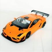 Miniatura Lamborghini Gallardo GT3 FLe Orange 1/18 Auto Art