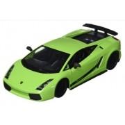 Miniatura Lamborghini Gallardo Superleggera 2007 1/24 Bburago