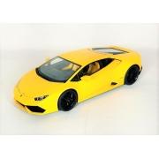 Miniatura Lamborghini Huracan LP610-4 Yellow 1/18 Auto Art