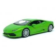 Miniatura Lamborghini Huracan Verde 1/24 Maisto