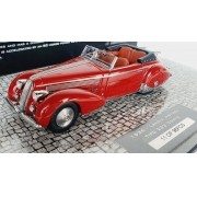 Miniatura Lancia Astura Tipo 233 Corto 1936 Numerada 1/43 Minichamps