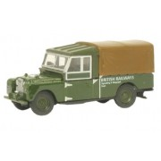 Miniatura Land Rover 109 British Railways 1/76 Oxford