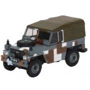 Miniatura Land Rover 1/2 Ton Berlin Scheme 1/76 Oxford