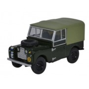 Miniatura Land Rover 88 British Army 1/76 Oxford