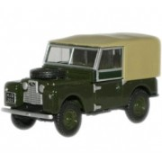 Miniatura Land Rover 88 Canvas 1/76 Oxford