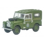 Miniatura Land Rover 88 Civil Defence 1/76 Oxford