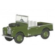 Miniatura Land Rover 88 Green 1/76 Oxford