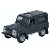 Miniatura Land Rover Defender 90 Green 1/76 Oxford