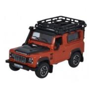 Miniatura Land Rover Defender 90 Phoenix Adventure 1/76 Oxford