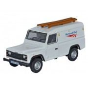 Miniatura Land Rover Defender Network Service 1/76 Oxford