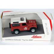 "Miniatura Land Rover Defender ""Toy Fair 2020"" Schuco 1/64"