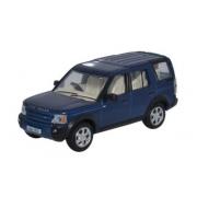 Miniatura Land Rover Discovery 3 Blue 1/76 Oxford