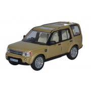 Miniatura Land Rover Discovery 4 1/76 Oxford