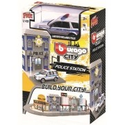 Miniatura Land Rover Freelander 2 Police Station 1/43 BBurago City