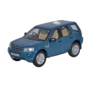 Miniatura Land Rover Freelander Blue 1/76 Oxford