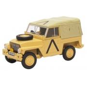 Miniatura Land Rover Lightweight Gulf War 1/43 Oxford
