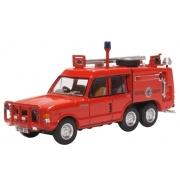 Miniatura Land Rover Militar TACR2 Royal Navy 1/76 Oxford