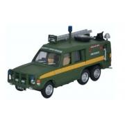 Miniatura Land Rover Militar TACR2 St Mawgan 1/76 Oxford