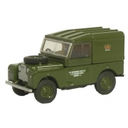 Miniatura Land Rover Post Office Telephones Green 1/76 Oxford