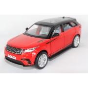 Miniatura Land Rover Range Rover Velar Luz e Som 1/32 California Action