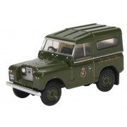 Miniatura Land Rover Serie 2 British Civil Defence  1/76 Oxford