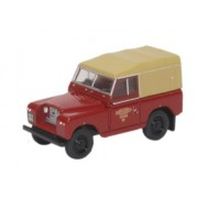 Miniatura Land Rover Serie 2 British Railways 1/76 Oxford