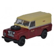 Miniatura Land Rover Serie 2 Chief Civil Engineer 1/76 Oxford