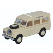Miniatura Land Rover Serie 2 LWB Limestone 1/76 Oxford
