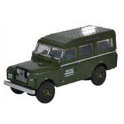 Miniatura Land Rover Serie 2 Post Office Radio Service 1/76 Oxford