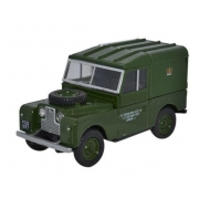 Miniatura Land Rover Series 1 88 Post Office Telephones 1/43 Oxford