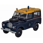 Miniatura Land Rover Series 3 SWB Coastguard 1/43 Oxford