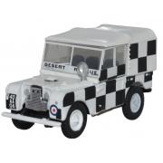 Miniatura Land Rover Series I 80 Desert Rescue 1/76 Oxford