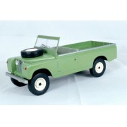 Miniatura Land Rover Series II 109 Pickup 1/18 Model Car