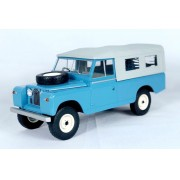 Miniatura Land Rover Series II 109 Pickup Capota 1/18 Model Car