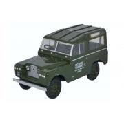 Miniatura Land Rover Series II SWB Hard Post Office Telep 1/43 Oxford
