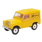 Miniatura Land Rover Series III AA Serivce 1/43 Oxford