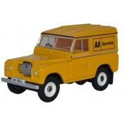 Miniatura Land Rover Series III Hard Top AA 1/76 Oxford