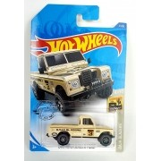 Miniatura Land Rover Series III Pick Up 1/64 Hot Wheels