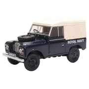 Miniatura Land Rover Series III SWB Royal Navy 1/43 Oxford
