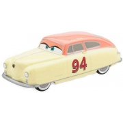 Miniatura Louise Barnstormer Nash Carros 1/43 Disney