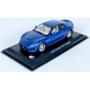 Miniatura Maserati GranTurismo MC Stradale 1/43 Whitebox