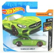Miniatura Mercedes-AMG GT 2015 Nightburnerz 1/64 Hot Wheels