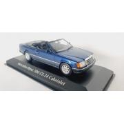 Miniatura Mercedes Benz 300 CE 24 Cabriolet 1/43 Maxichamps Minichamps