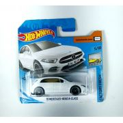 Miniatura Mercedes Benz Classe A 2019 1/64 Hot Wheels