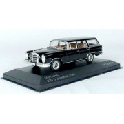 Miniatura Mercedes Benz S 230 1967 Universal 1/43 Whitebox