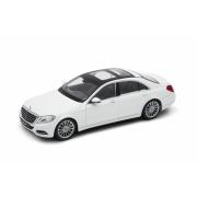 Miniatura Mercedes Benz S Class  1/24 Welly