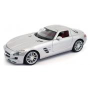 Miniatura Mercedes Benz SLS AMG 1/18 Maisto