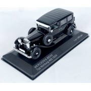 Miniatura Mercedes Benz Typ Nurbnurg 460 1929 1/43 Whitebox
