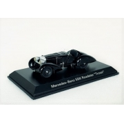 Miniatura Mercedes SSK Count Trossi 1/87 Bos Best of Show